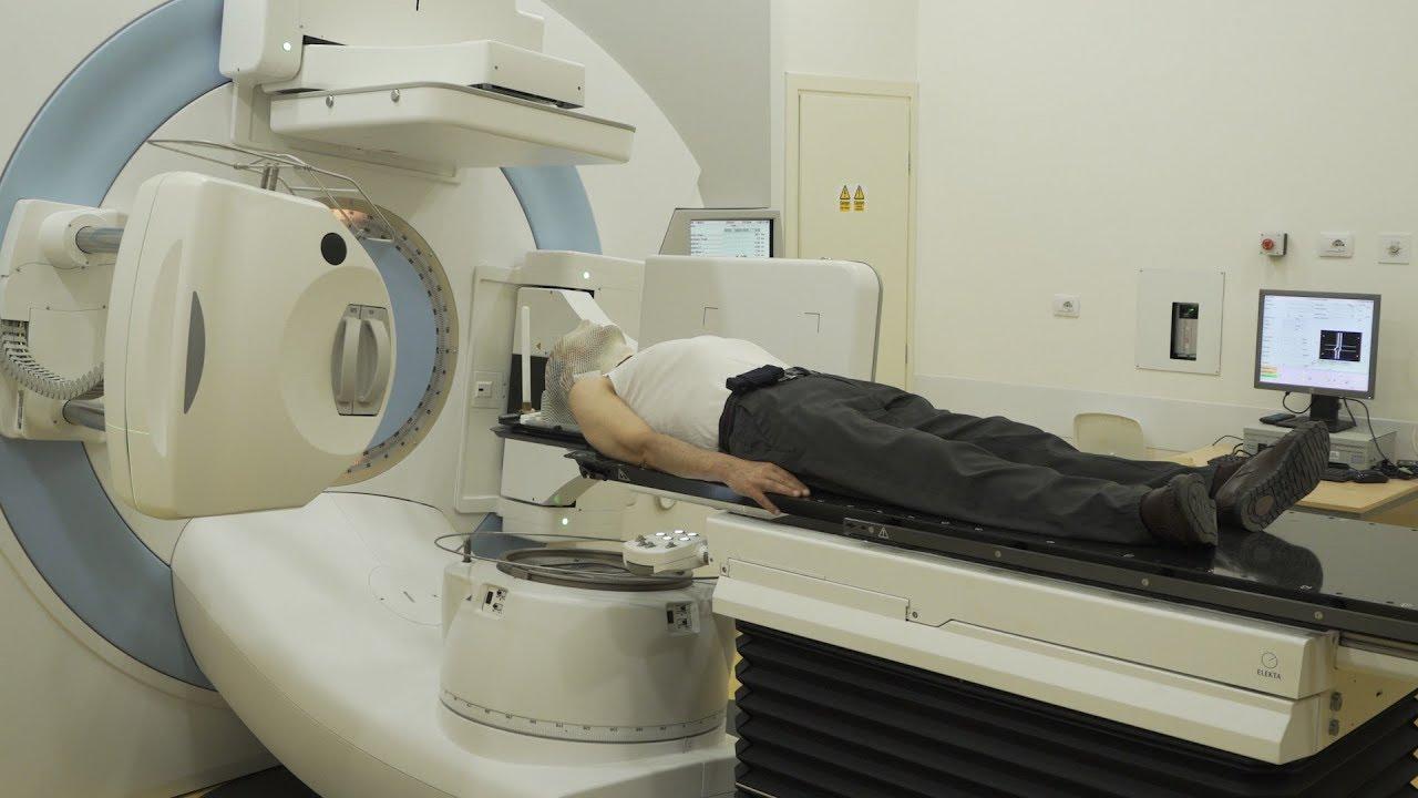 Điều trị bằng xạ trị ngoài