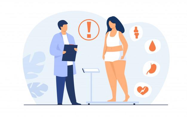 Sự thay đổi về cân nặng và khối cơ khi điều trị hormon